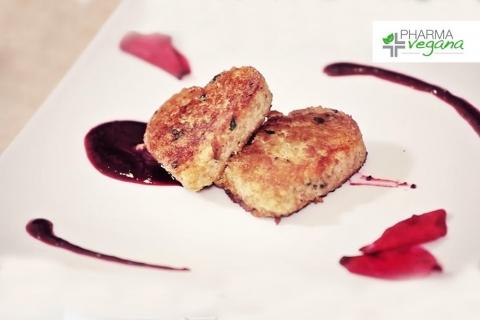 Ricetta di San Valentino: cuori di miglio con cranberry