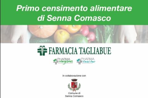 Senna Comasco il primo censimento alimentare italiano